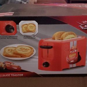 ❤ Marvel 2 Slice Toaster 💚